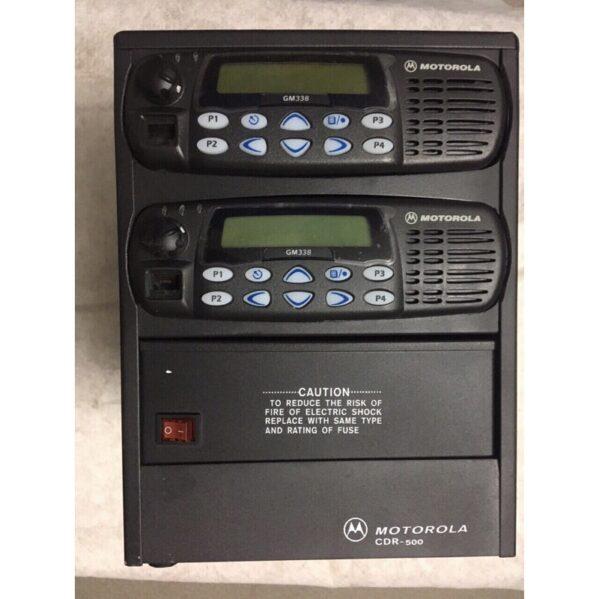 MOTOROLA CDR500 (REPEATER) TRẠM CHUYỂN TIẾP