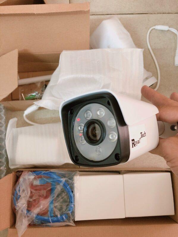 camera IP 4 cổng