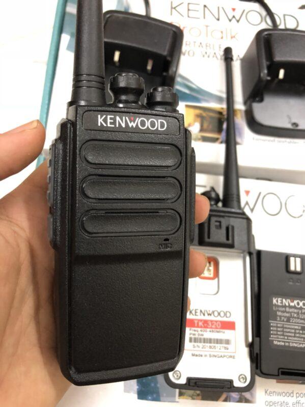 Kenwood TK320