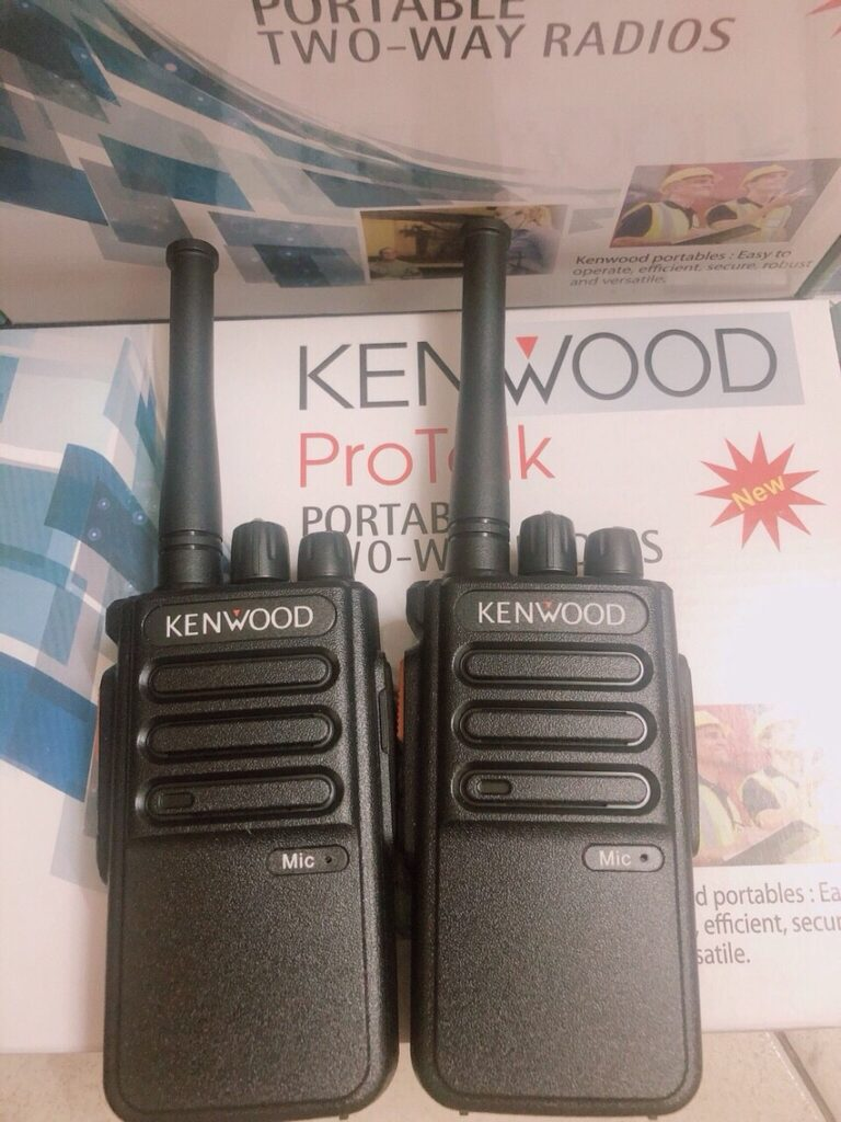 kenwood TK720 Plus