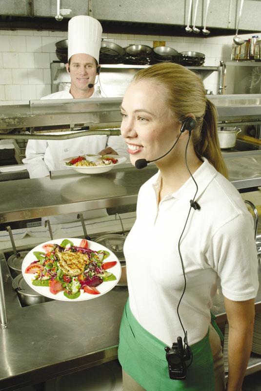 nhân viên nhà hàng