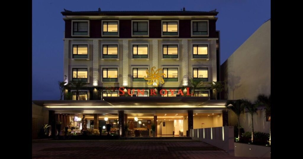 khách sạn đẹp