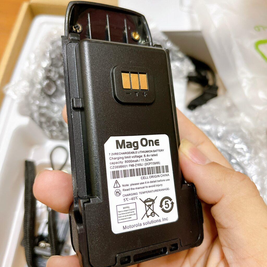 pin Bộ Đàm Motorola MagOne VZ-38